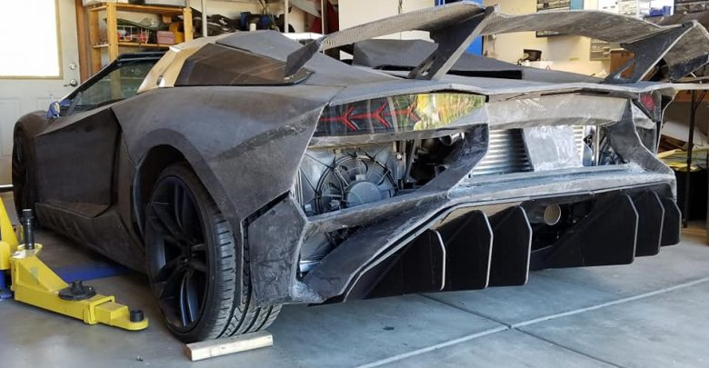 Photo of You too could now 3D print a Lamborghini Aventador at home