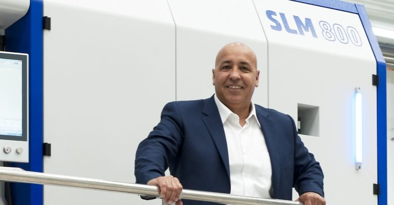 SLM Solutions' new CEO Meddah Hadjar talks metal AM and