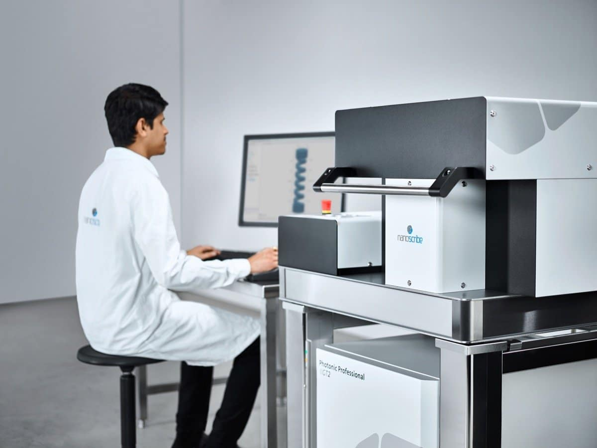 CELLINK acquires Nanoscribe to offer commercial 2PP technology capabilities