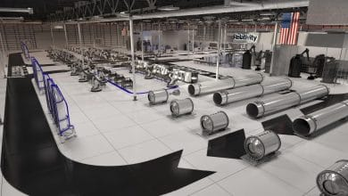 Photo of Relativity expands 3D printed rocket production at Stennis Space Center