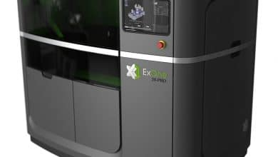 Photo of ExOne selects Kennametal as inaugural beta customer for New X1 25PRO production machine
