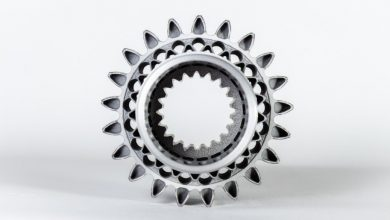 Photo of Carpenter Technology and BMT Aerospace redesign aerospace pinion for production by AM