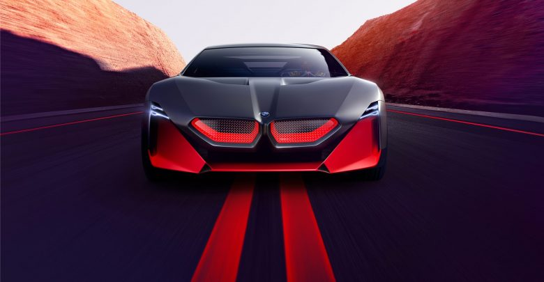 Photo of 3D print BMW's latest concept car, the Vision M Next
