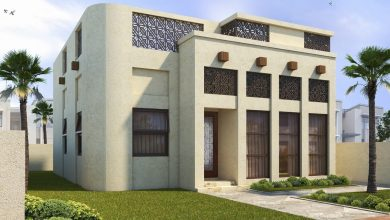 CyBe UAE Sharjah 3D printed house