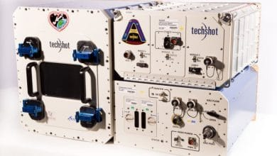Photo of New NASA video shows how nScrypt's BFF bioprinter will be used in space