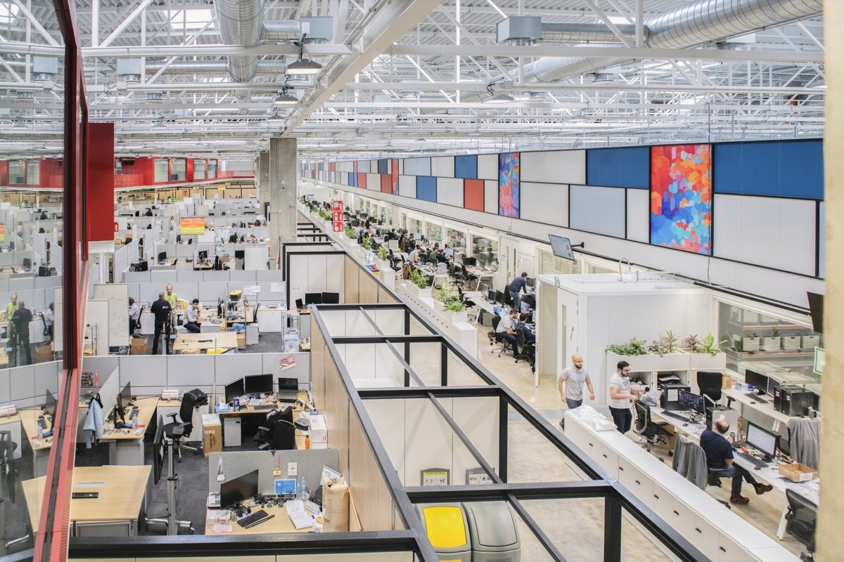 HP 3D Printing and Digital Manufacturing Center of Excellence