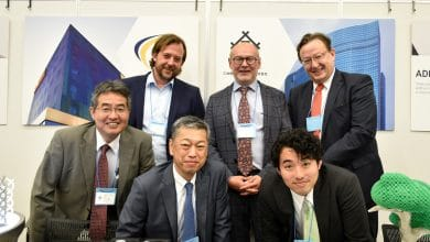 Photo of FIT Additive Manufacturing Group and Mitsui Machine Tech Ltd. cooperate in Japan