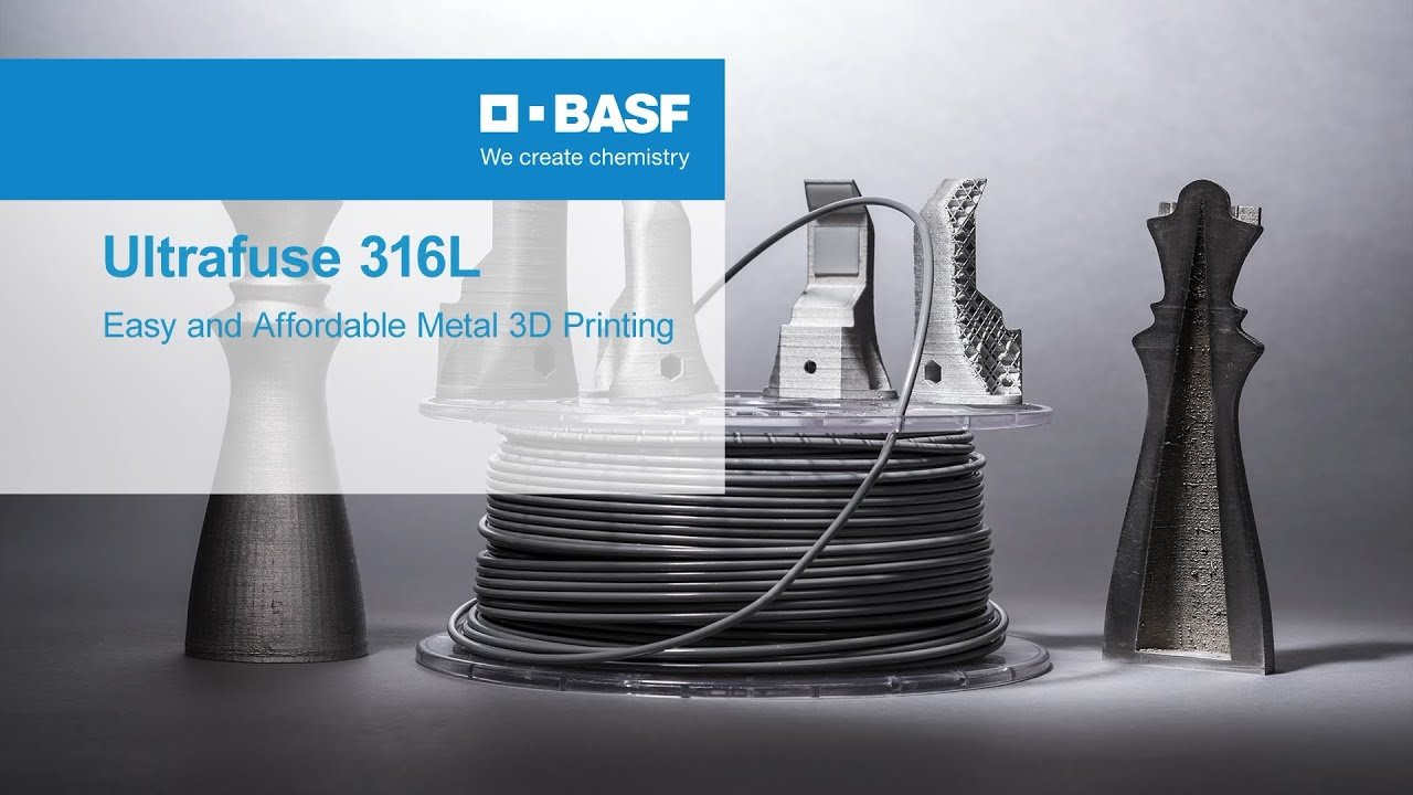 Ultrafuse 316L from BASF