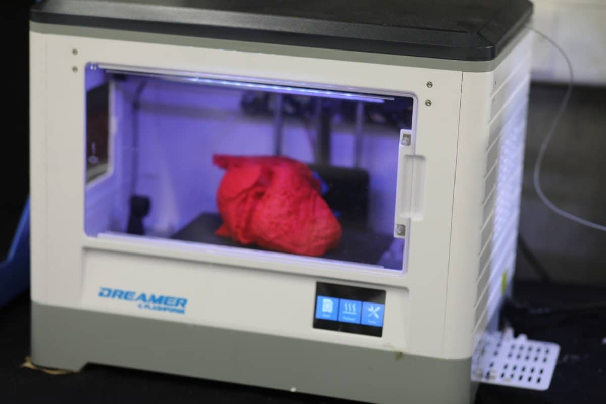 3D printing in surgery