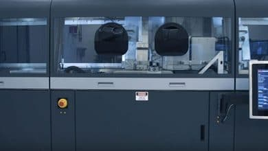 Photo of Ford shows how they'll use Desktop Metal Production system in new video