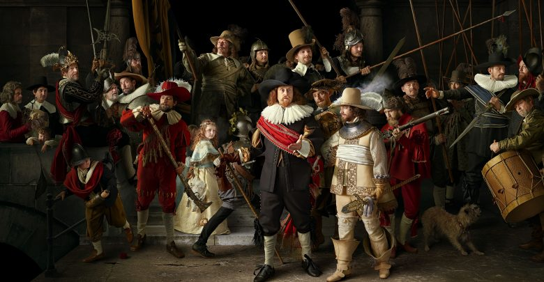 Recreating Rembrandt's 'Night Watch' with 3D printing and photography » 3D  Printing Media Network - The Pulse of the AM Industry
