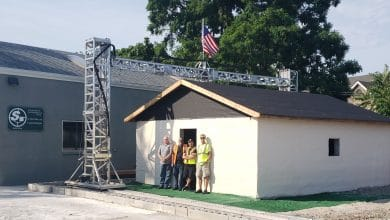 Photo of S-Squared 3D prints 500-square-foot home in under 12 hours