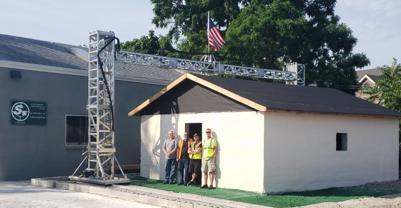 Sq4D 1900-sq-ft 3D printed home
