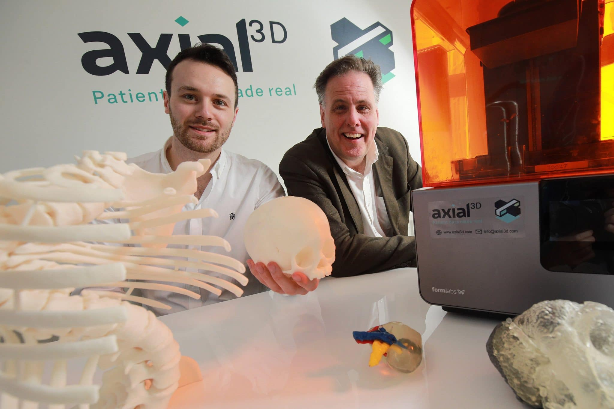 axial3D $3 million funding