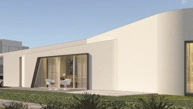 Emaar Properties 3D printed house