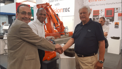 Photo of EnvisionTEC sells first Viridis3D RAM system in Germany