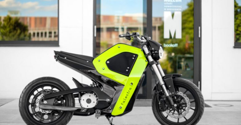 Photo of 3D printing helps bring Poland's first electric motorbike, Falectra, to life