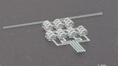 Photo of Nanoscribe and researchers pioneer 3D fabrication technique for glass microstructures