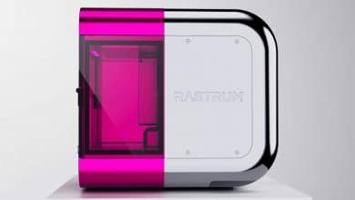 Inventia Rastrum bioprinter