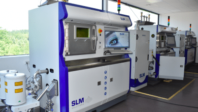 SLM Solutions Rosswag Engineering