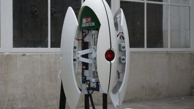 Photo of Yvo de Haas (YTEC) creates perfectly functional fully 3D printed Portal turret replica