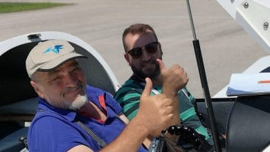 Photo of Disabled man obtains pilot license thanks to 3D printed flight control device