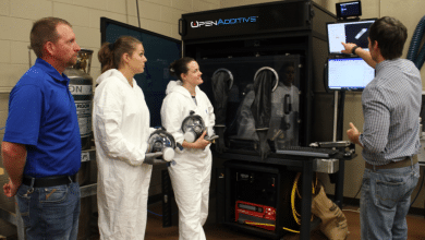 Photo of Somerset Community College adds metal AM technology from Open Additive