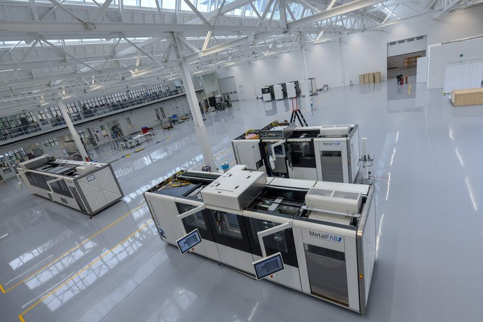 additive industries north america