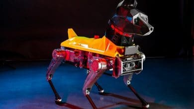Photo of Meet Astro, a smart 3D printed robodog