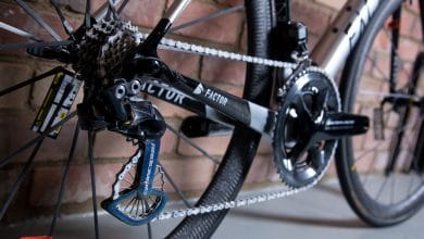 Photo of CeramicSpeed and DTI pioneer lightweight 3D printed pulley wheels for pro cycling
