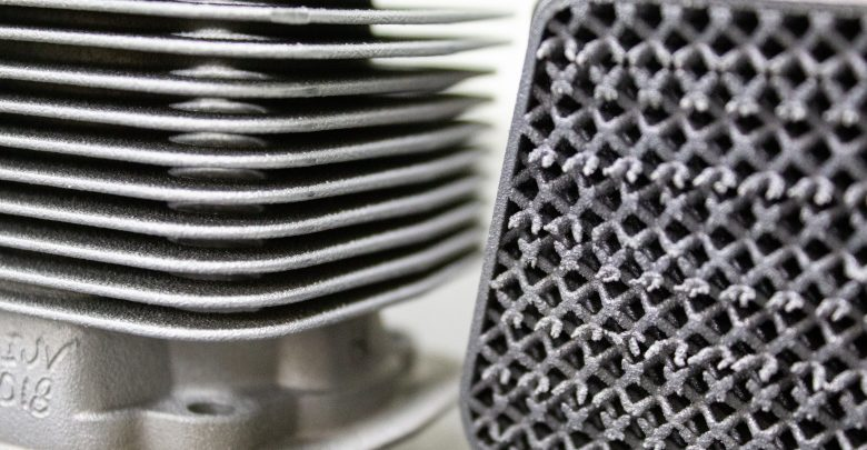 Photo of Cobra Aero optimizes UAV engine cylinder with metal additive manufacturing
