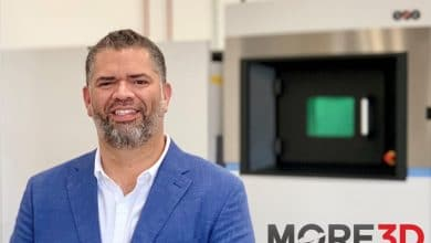 Photo of Morf3D to expand additive footprint with investment from Boeing HorizonX Ventures