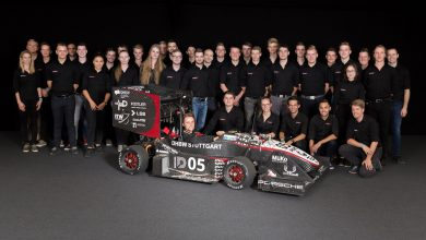 Photo of SHINING 3D's FreeScan X5 3D scanner helps Student Formula racing team improve the housing structure
