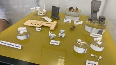 Photo of SmarTech's quick-access Ceramics AM Dataset and Report highlights long tail market opportunity