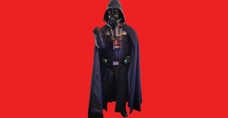 Photo of You'll go straight to the dark side for this 3D printed Darth Vader suit