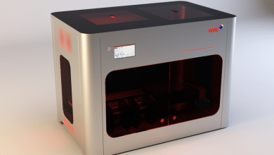 Photo of OVE presents new OVO extrusion 3D printer with ultrafast full color 3D printing