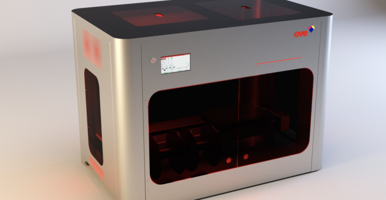 OVO full color 3D printer from OVE - 3D Printing Media Network