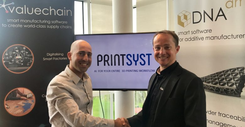 Photo of Printsyst and DNA.am receive £600,000 to advance AM software for aerospace applications