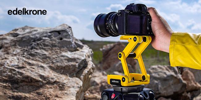 Photo of edelkrone launches budget-friendly DIY 3D printed filmmaking tools