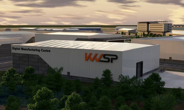 KW Special Projects Digital Manufacturing Centre
