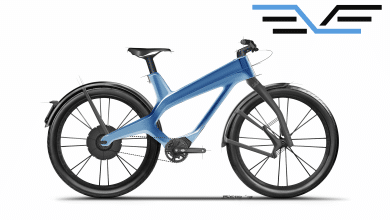 AREVO Pilot EVE9 bike