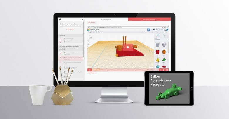 Photo of PrintLab launches Dutch version of 3D printing classroom curriculum