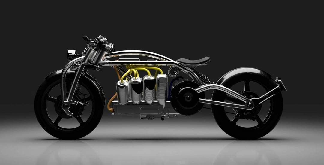 Zeus 8 Curtiss motorcycle