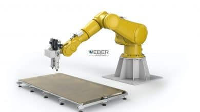 Photo of Ai Build and WEBER Additive partner to bring advanced large scale 3D printing solution to market