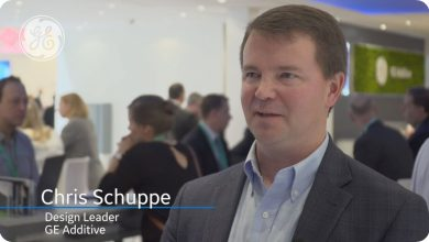 Photo of MTC3, GE Additive's Chris Schuppe on evolving AM from parts to system integration