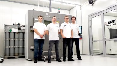 Photo of Remet and 3D Lab open €2.8M laboratory for metal 3D printing and atomization