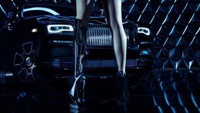 Photo of Anouk Wipprecht leverages 3D printing for latest Rolls Royce Black Badge campaign