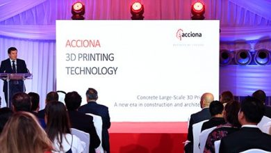 ACCIONA Dubai 3D printing center