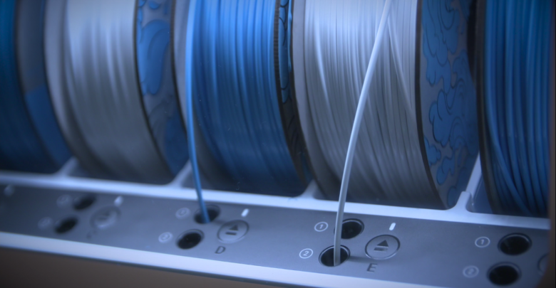 KLM recycled filament
