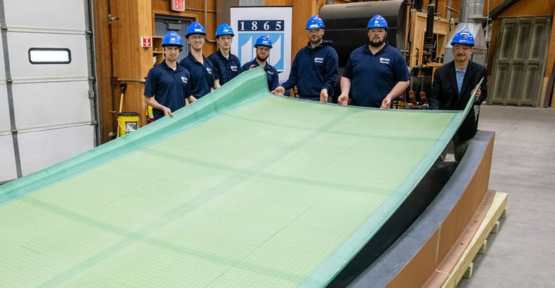 UMaine 3D printing Guiness World Record